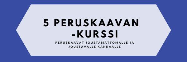 Kurssit - Kaavakoulu